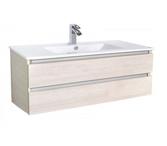 glacier all drawer twin vanities